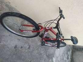 Vendo con urgencia bicicleta