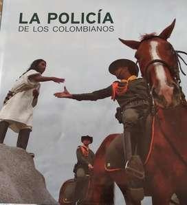 Libro La Policia de Colombia