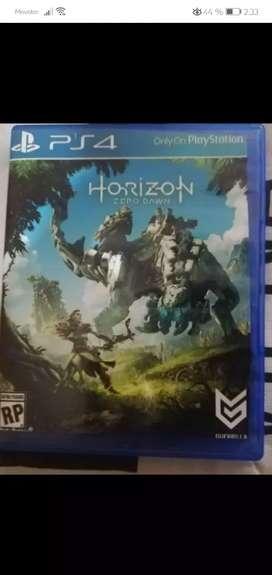 Juegos ps4 baratos Horizon  y shadow of the colossus