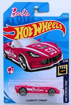 Hot Wheels Barbie