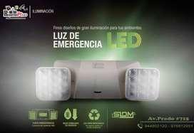 Lámpara de emergencia Led ultra brillante