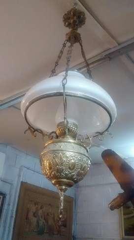 Hermosa Lámpara Estilo Quinque