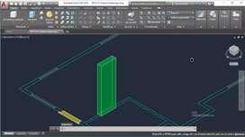 Se realizan asesoría en Autocad, SketchUp y dibujo técnico