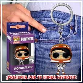 Fortnite Moonwalker Llavero Funko