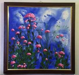 Pintura señor Endara Crow