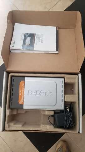 SWITCH D-LINK DES 1008D
