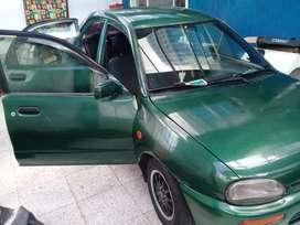 Se vende carro Mazda 21