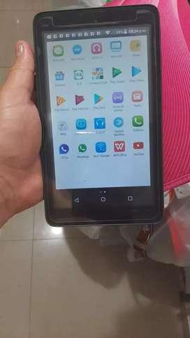 Tablet gangazo cambio por Apple pero de los primeros