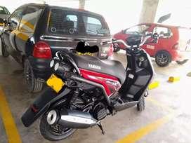 Vendo Moto Bws 125cc