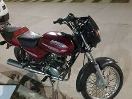 Vendo moto boxer 2012