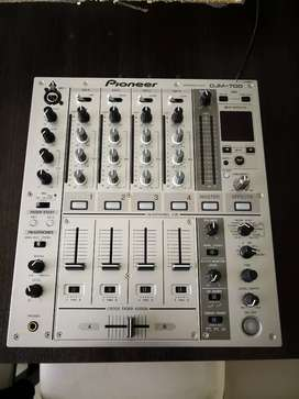 Mixer Pioneer DJM 700 s, usado segunda mano  Río Grande, Tierra del Fuego