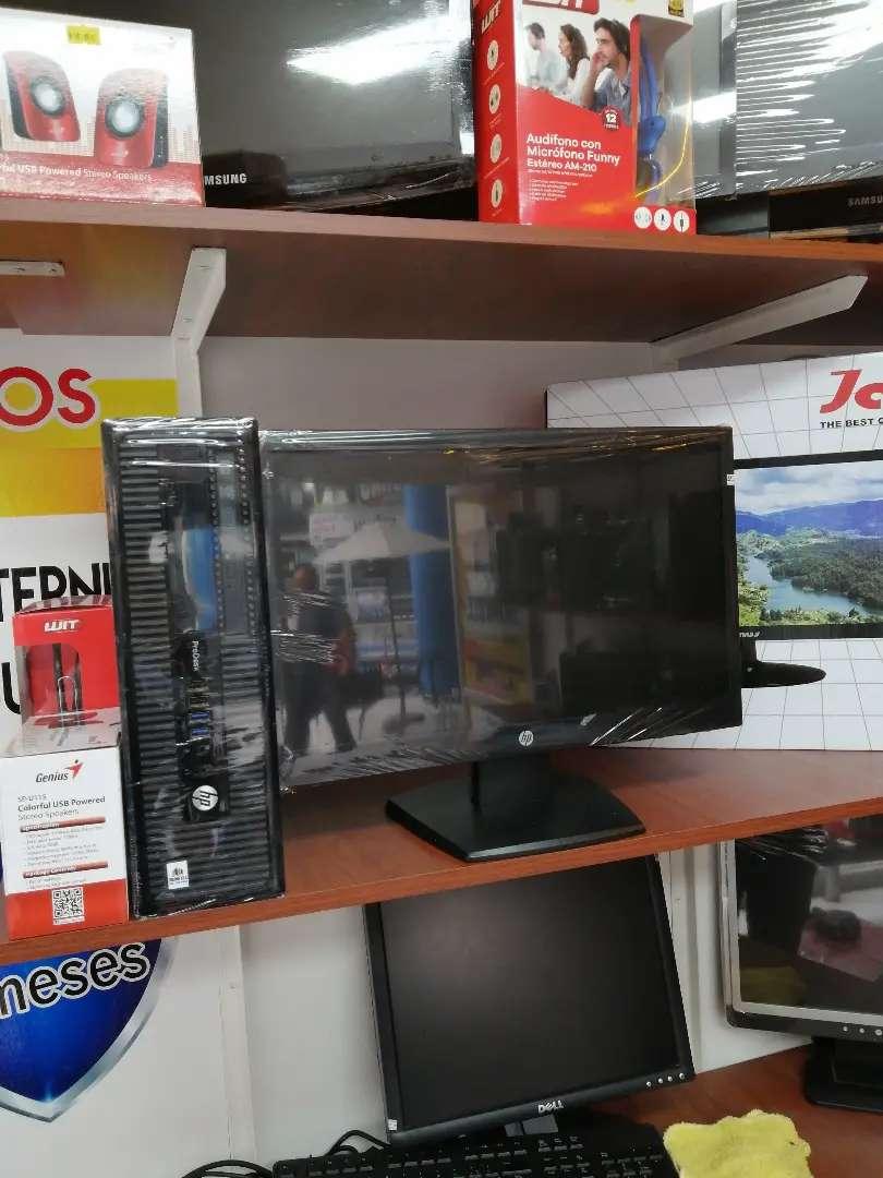 OFERTA COMPUTADOR  HP INTEL CORE I5 1TB RAM DE 8GB CON OBSEQUIO