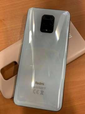 Vendo celular Xiaomi redmi note 9s128 GB
