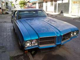 Vendo lindo olds Mobile cutlas supreme año 72