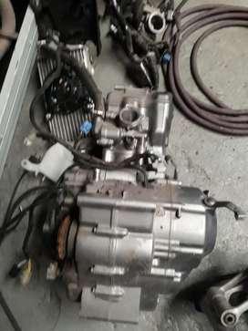 Crf 250 L motor