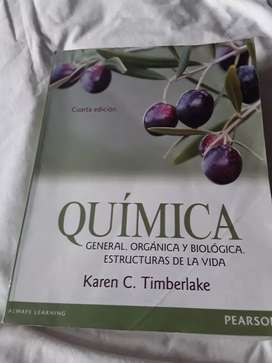 Química general orgánica y biológica Karen kimberline editorial pearson