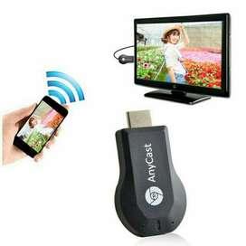 AnyCast M2 Plus Transmite la imagen de tu teléfono a Tu pantalla ️