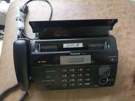 TELÉFONO FAX PANASONIC (KX-FT981)