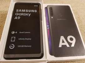 Samsung A9 Dúos 128gb 6ram 4cam Pant 6,3