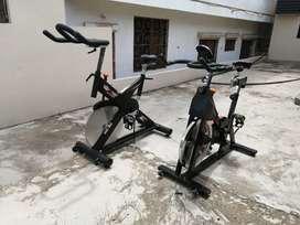 Bicicleta spinning Estatica
