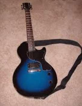Guitarra electrica Gipson Maestro