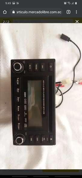 Se vende radio Toyota Hilux Original