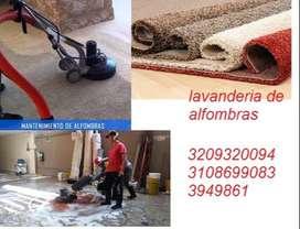 LAVADO Y SECADO EXPRESS TAPETES ALFOMBRAS MUEBLES CORTINAS