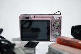 Camara Sony Cyber-Shot Dsc-W 120 Rosada