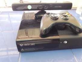 XBOX 360 con Kinet