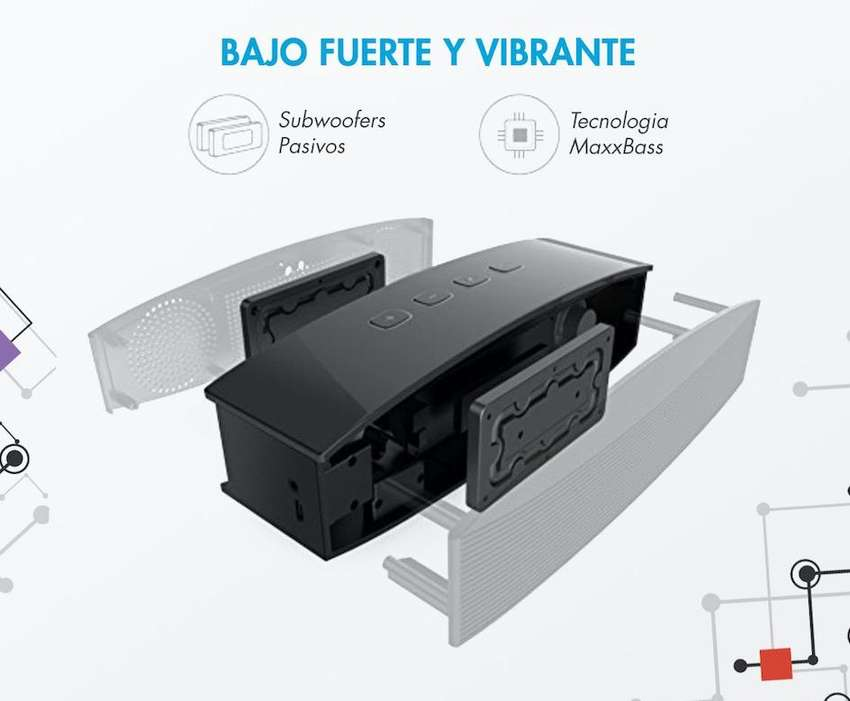Parlante Anker Premium Stereo Bluetooth 4.0 Entrega Inmediata 0