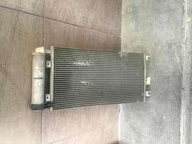 condensador de chevrolet celta