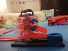 Pista Hot Wheels City, excelente estado