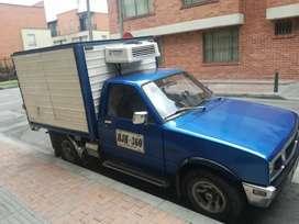 Camioneta furgón