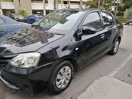 Alquiler de Auto Toyota Etios