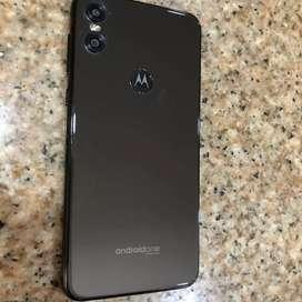 Vendo hermoso Motorola one