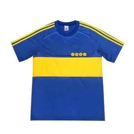 Camiseta Retro Boca Juniors 1981