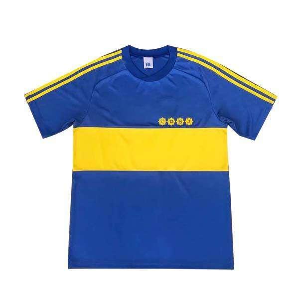 Camiseta Retro Boca Juniors 1981