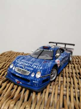 Carro a escala, Mercedes CLK-GTR, en perfecto estado