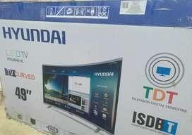 TV LED Hyundai Curvo 49''  $850