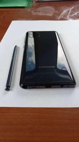 Samsung galaxy note 10 lite Versión 8 de RAM