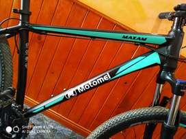 Bisicleta montabayke Motomel Max 390