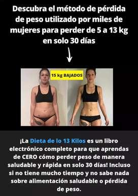 Dieta baja de peso