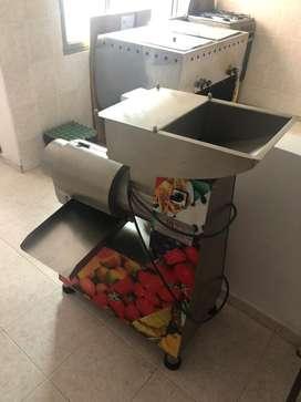 Despulpadora de fruta
