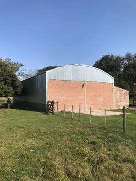 Vendo Campo de 40 hectareas en San Cosme, Corrientes.