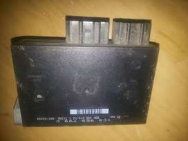 Caja comando electronica volkswagen o seat original vw audi