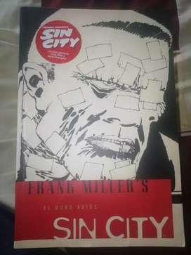 Libros de SIN CITY 1-7 cambio o venta