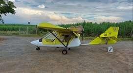 Avión Ultraliviano Quicksilver GT500 Original