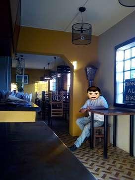 Traspaso Rustico Restaurante