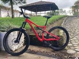 Bicicleta ciclomontañismo specialized