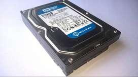 HDD Western Digital Blue 320gb 7200rpm